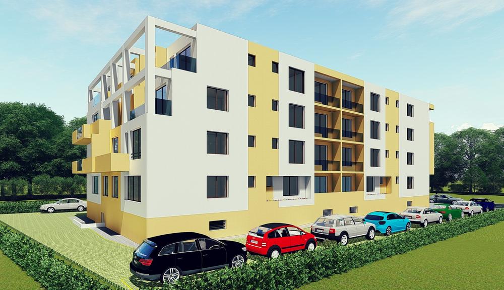 Fortuna Residence apartamente în Palazu Mare Constanta 2