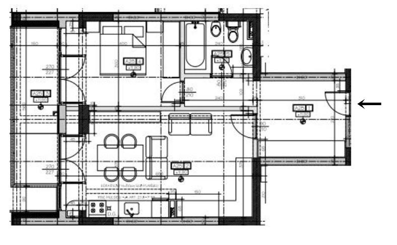 apartament 2 camere 50mp + 10mp balcon - Zev Apartments.png