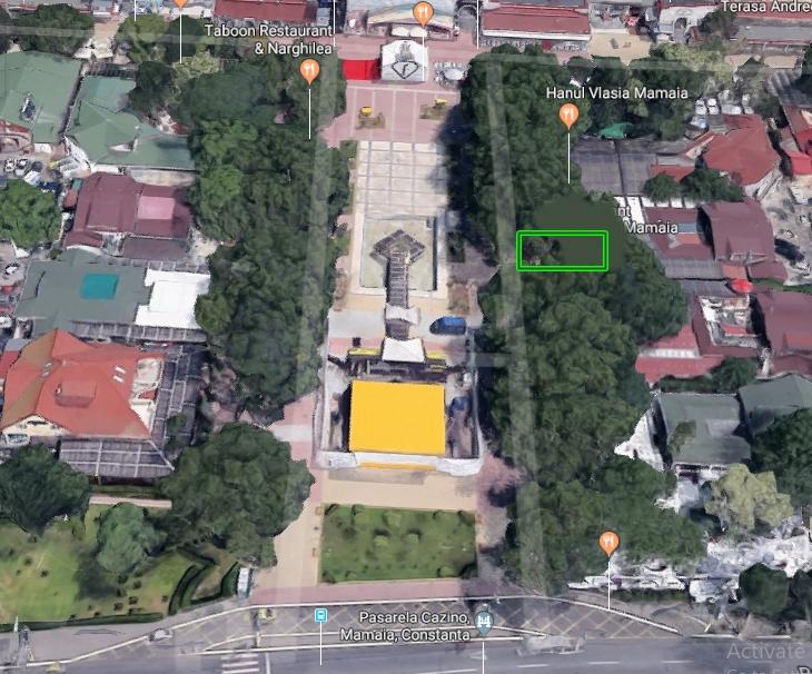 teren cu vad comercial Piateta Hotel Cazino003