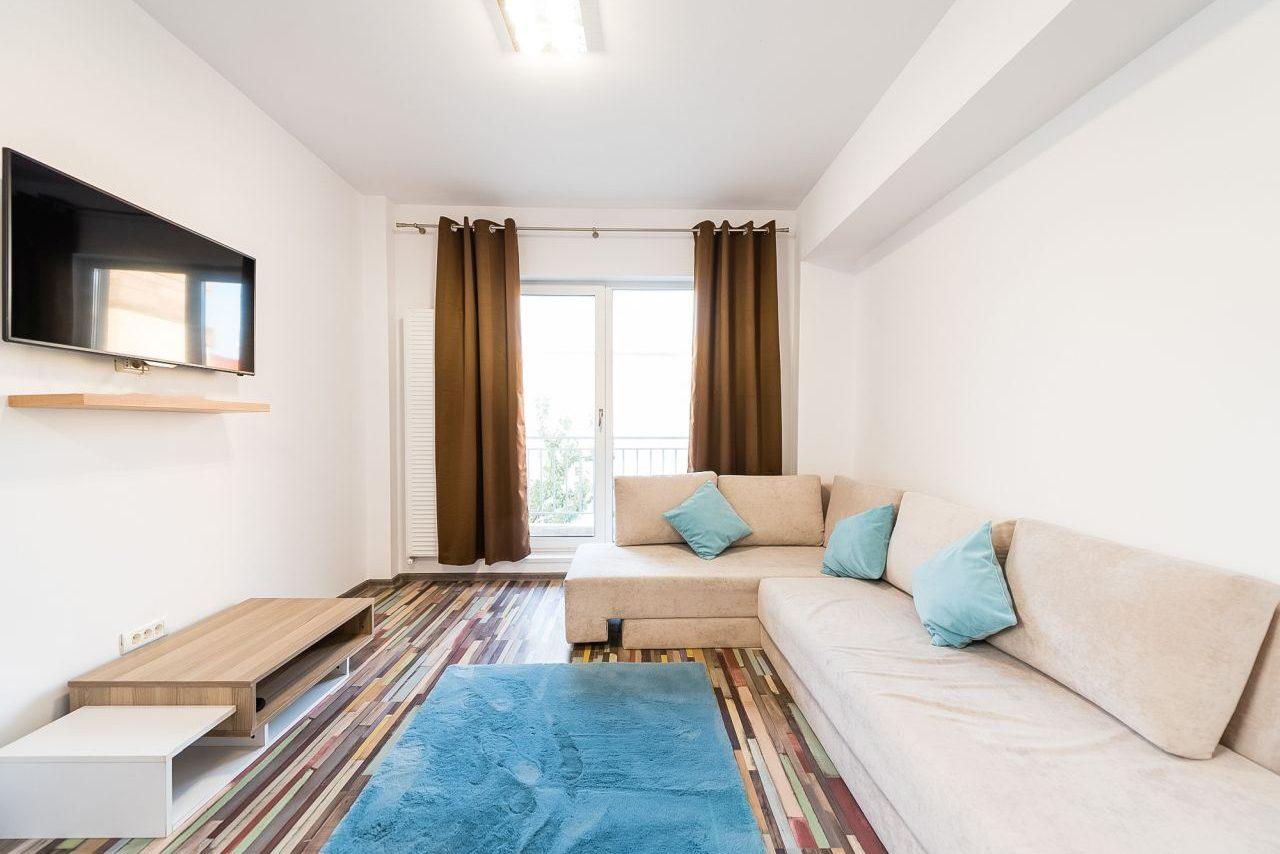 Apartament mobilat și utilat, aproape de plajă în Mamaia
