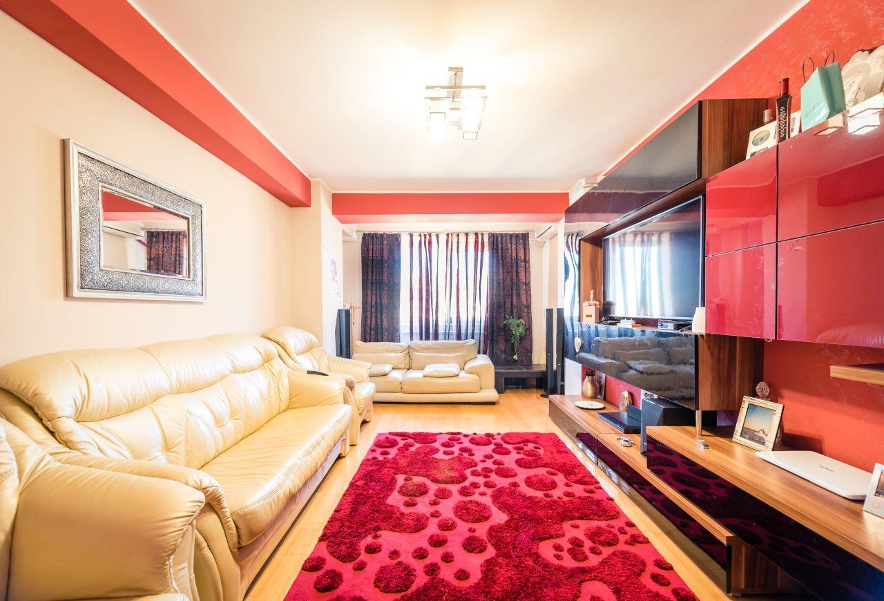 Apartament frumos mobilat și utilat în zona Eden