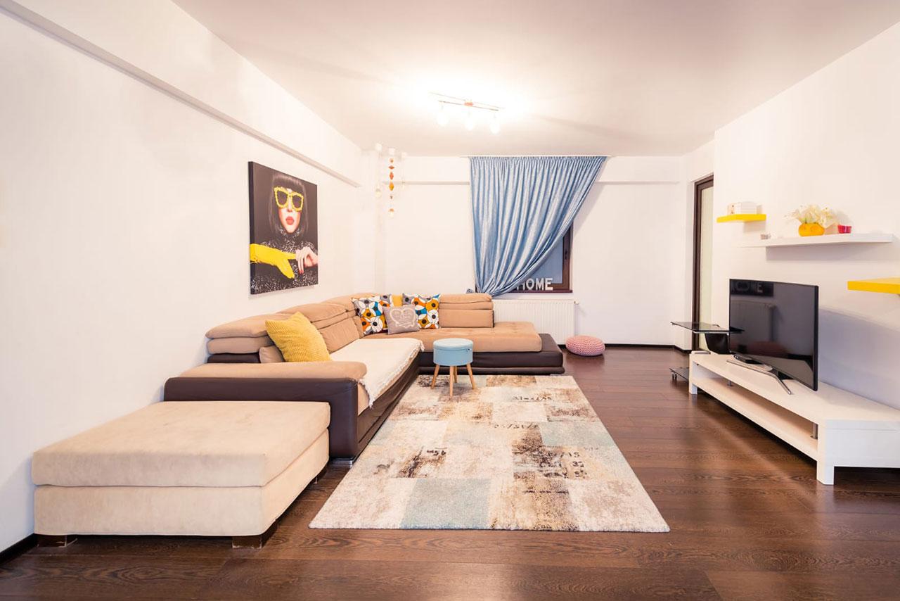 duplex senzational cu terasa generoasa
