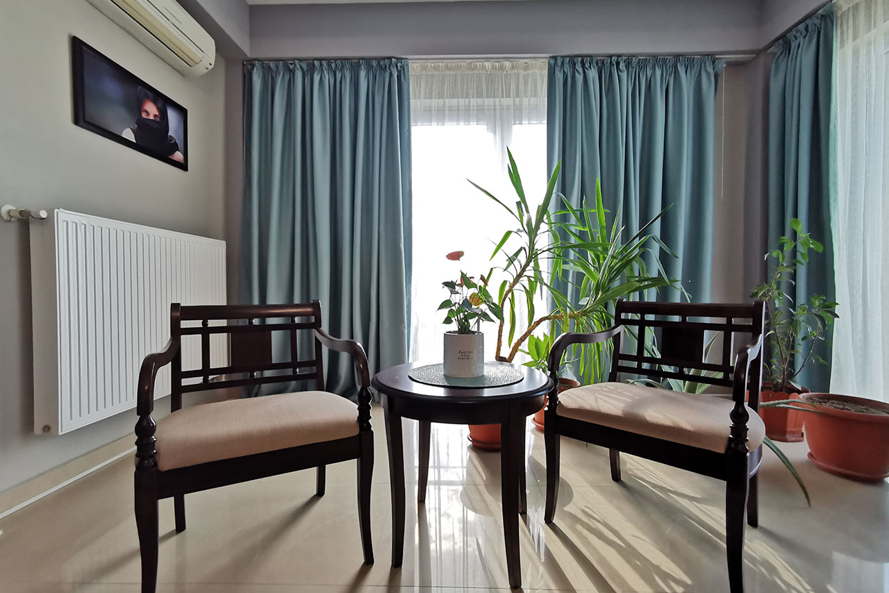 Apartament imens cu terase generoase, în complex rezidențial privat | 2 locuri de parcare