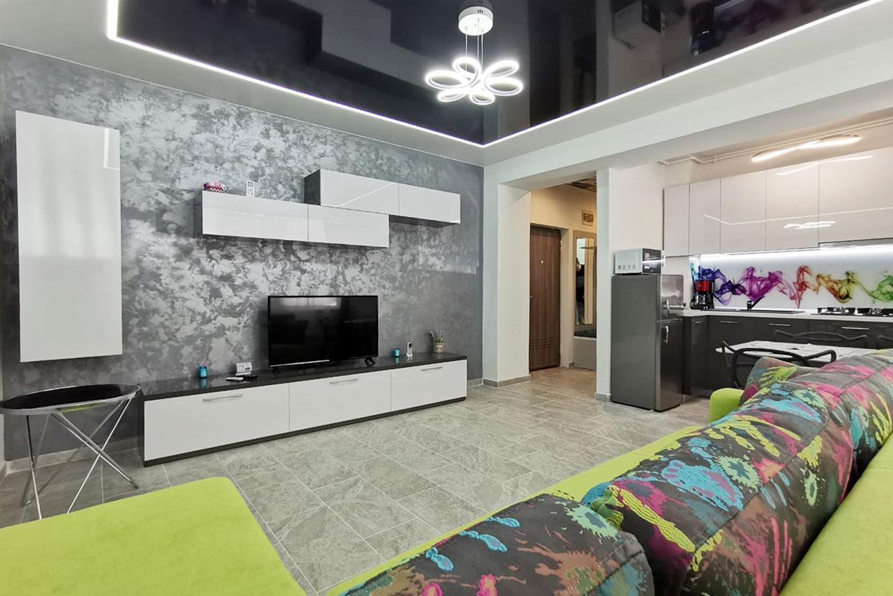 Apartament super modern lângă plajă în Mamaia