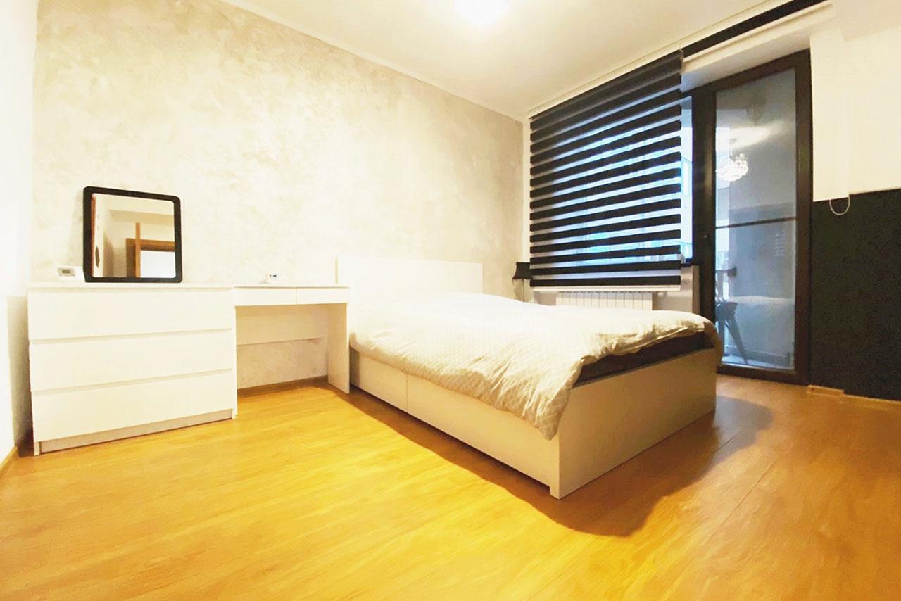 Apartament central cu 3 camere – Compartimentare Inteligentă – loc de parcare