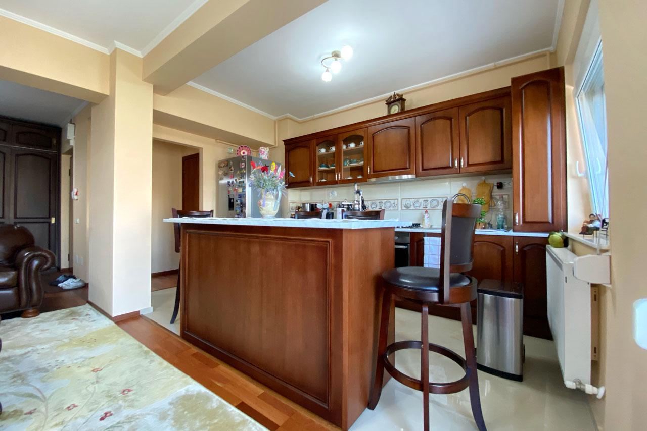 Tomis Plus – Apartament două camere mobilat și utilat premium | 73mp | garaj