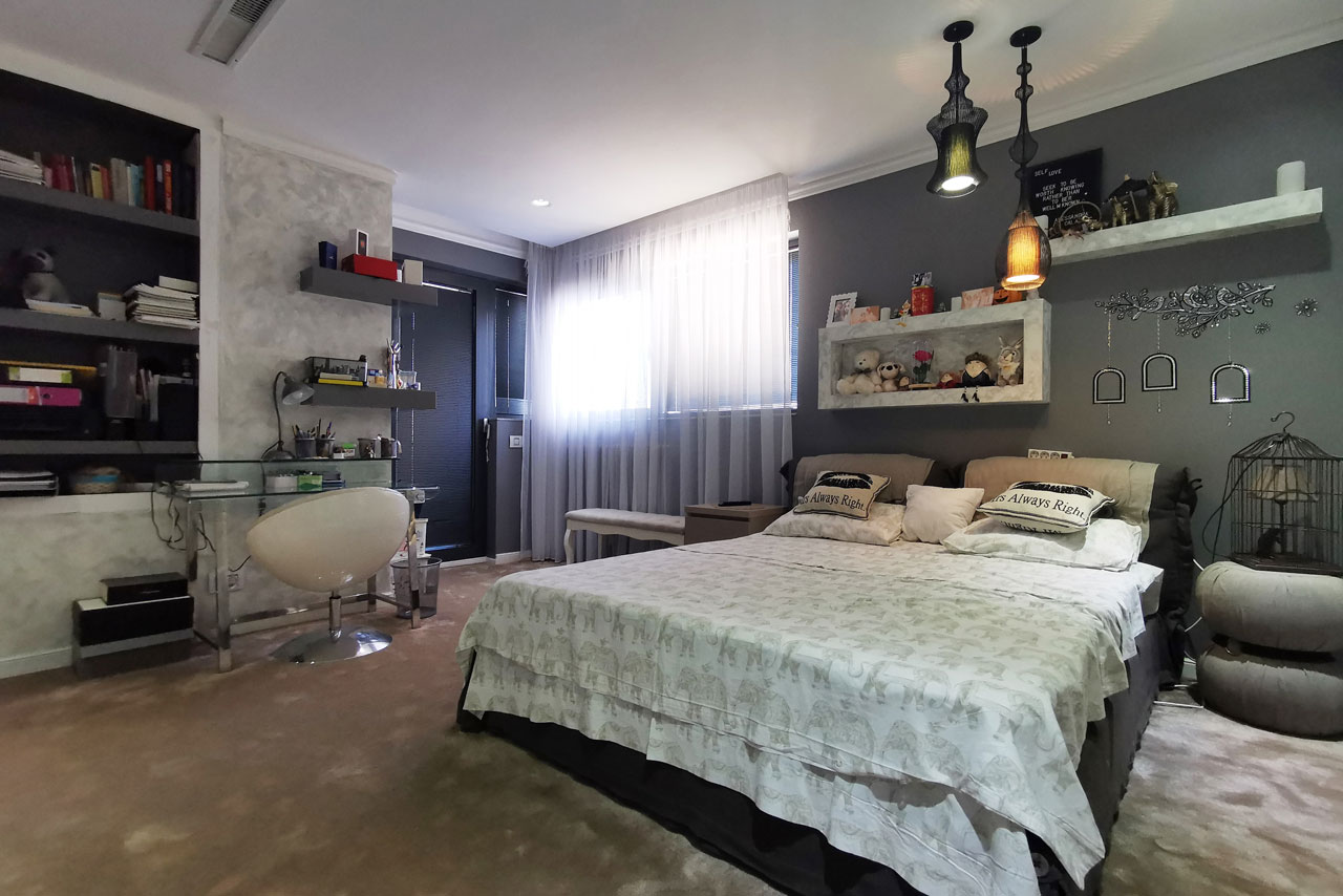 Apartament premium cu vedere frontală către mare | Parcare privată | Pază