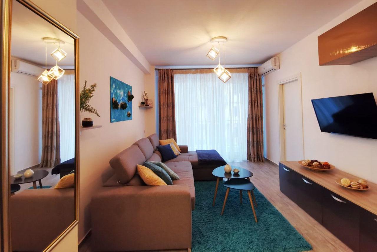 Apartament cu 2 camere premium în complex rezidențial privat