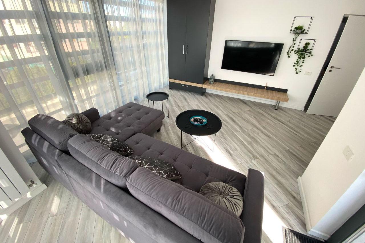 Apartament cu 2 camere mobilat și utilat premium in Constanța