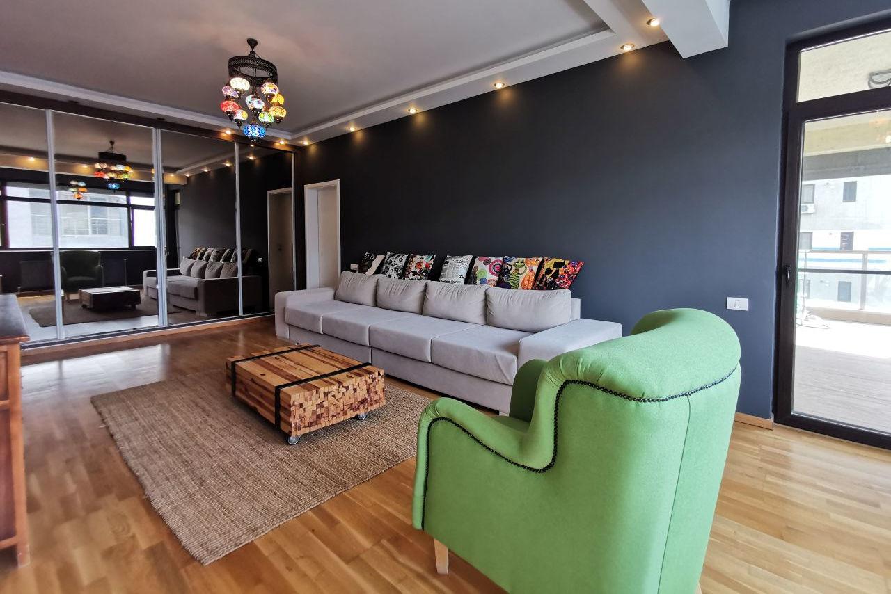 Apartament cochet mobilat și utilat în Mamaia
