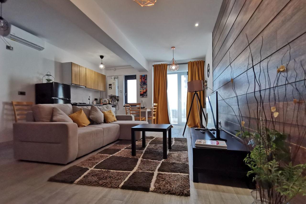 Apartament premium cu 2 băi in proximitatea complexului Nordis