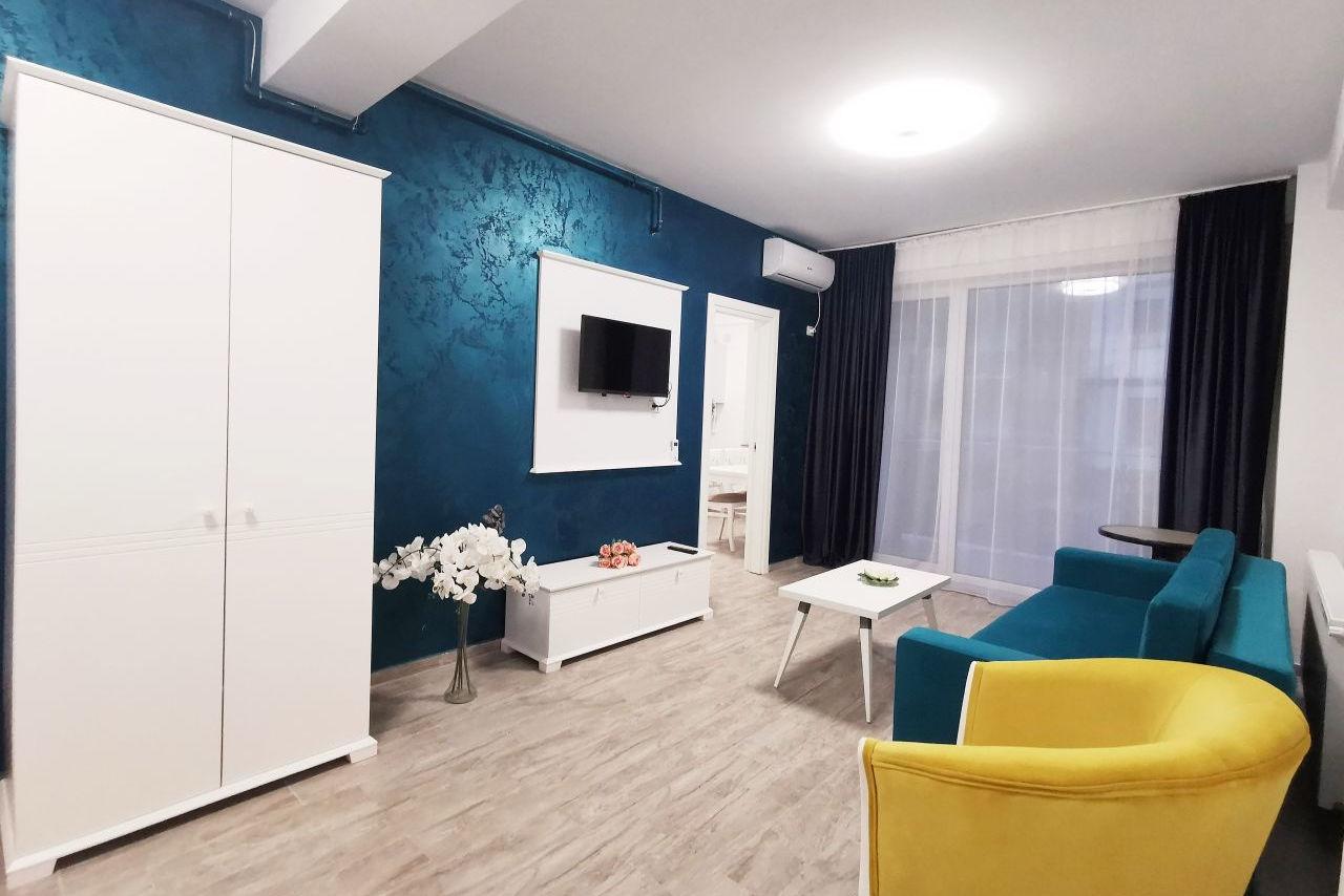 Apartament cu 2 camere în complex rezidențial la doar 100 m de plajă