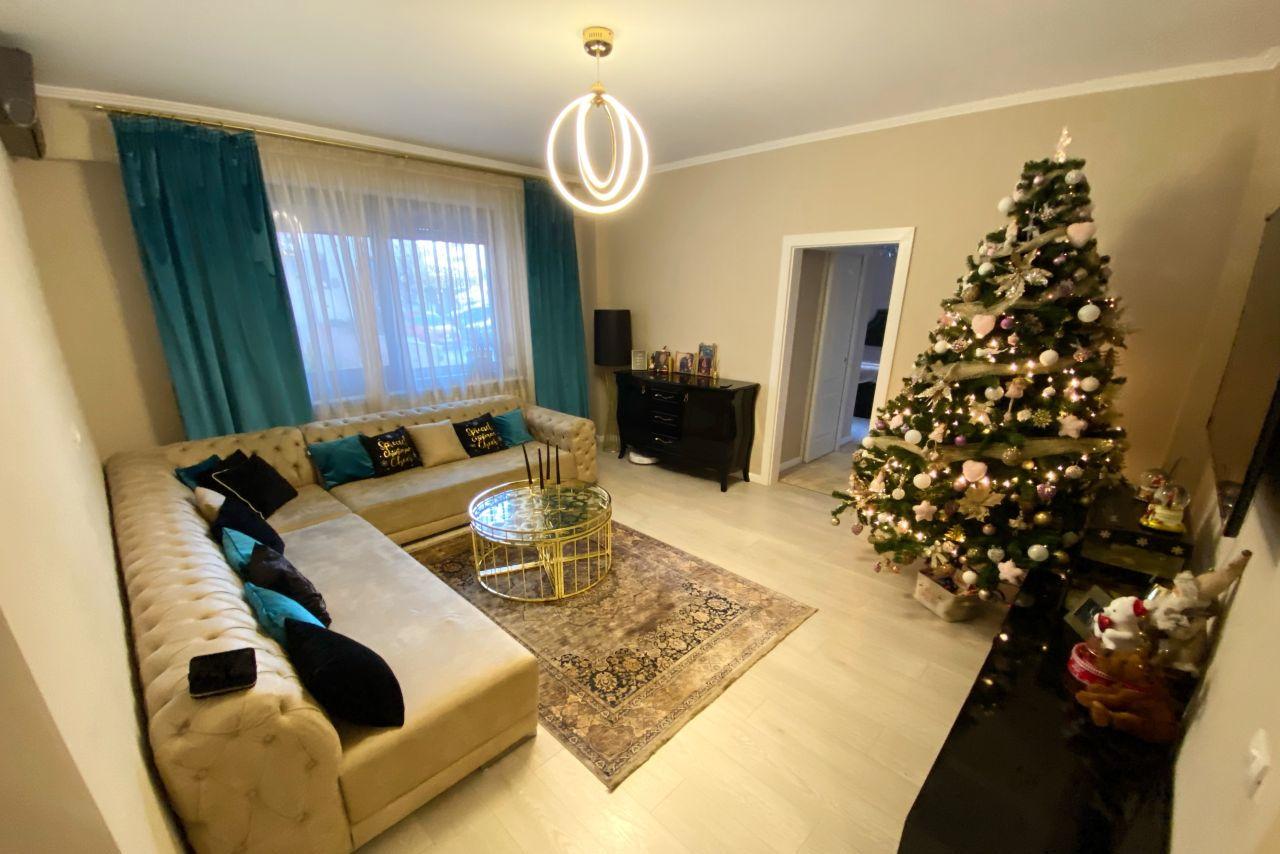 Apartament cu 3 camere mobilat premium în cartierul Tomis Plus
