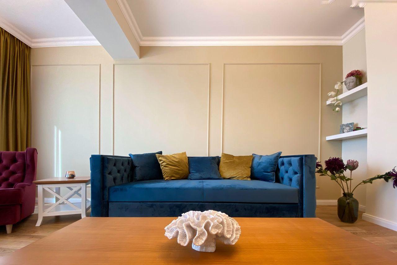 Apartament cu 2 camere mobilat și utilat premium | vedere panoramica
