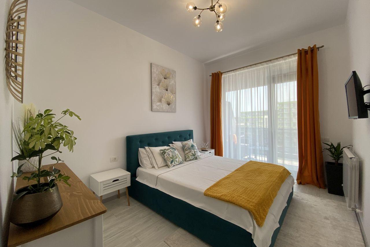 Apartament superb cu priveliște la mare în proximitatea Alezzi Beach Resort