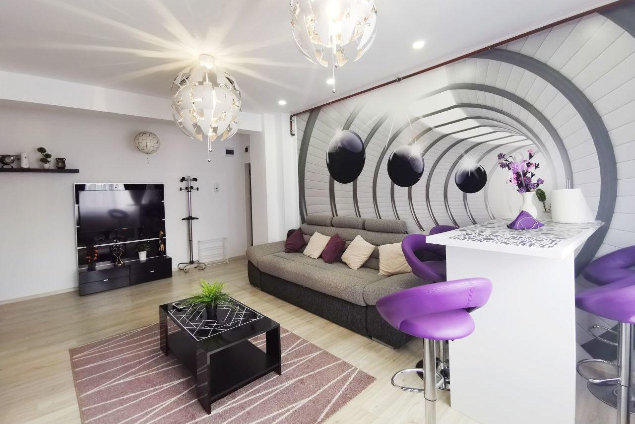 Apartament mobilat și utilat în zona Alezzi Beach Resort