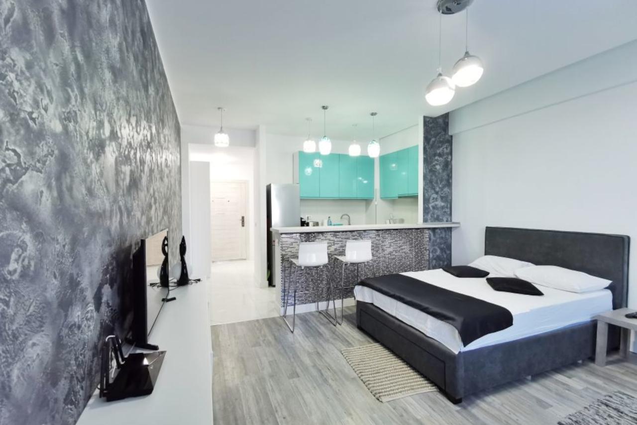 Studio mobilat și utilat complet în Complexul rezidențial Onix Blue